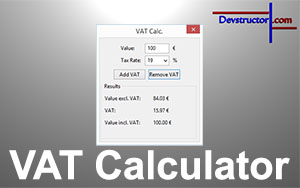 New tutorial: Lazarus Tutorial #10 - Developing a VAT calculator