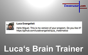 New tutorial: Lazarus Community: Luca's Brain Trainer